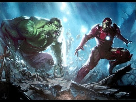 Iron Man Vs Hulk Full Movie {FULL MOVIE} NO MUSIC ONLY IN CREDITS