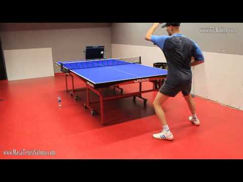 TSP Return Board - Table Tennis
