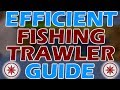 OSRS EFFICIENT FISHING TRAWLER Minigame Guide 2017