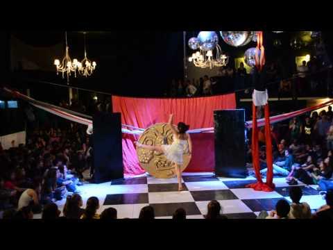 Canción teatralizada - Mulatas '14
