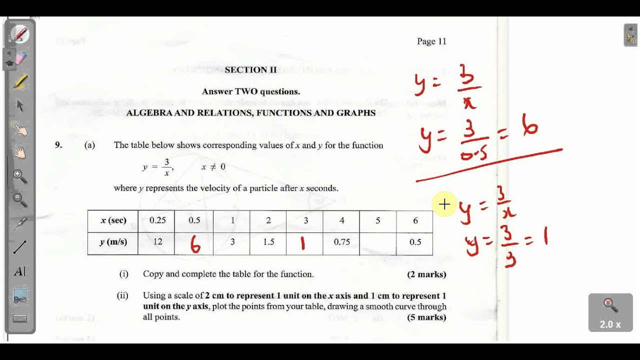 cxc mathematics paper 2 2006 answers Online help for cxc csec mathematics, past papers  past paper solutions in most cases only the answers are provided.
