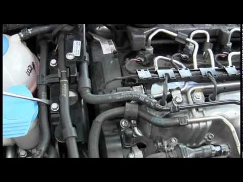 How To Prime The Vw Tdi Engine Fuel Pump And Purge Air Out