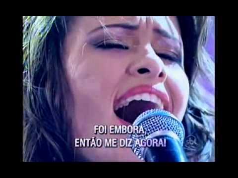 Luana Gabriella - E Agora Diz - 3° Apresentação - Festival Sertanejo 20/07/2013