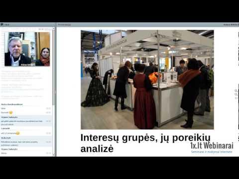 2013-11-26 Nideta Jarockienė, Arūnas Bėkšta. Muziejus bendruomenei ir bendruomenėje