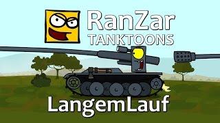 Tanktoons - Lagemlauf