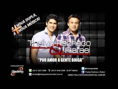 Jorge e Mateus - Por amor a gente briga (MUSICA NOVA 2014)