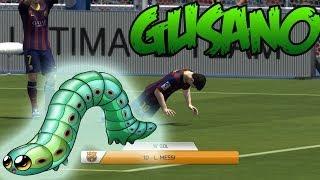 FIFA 14 Celebración: Como Gusano Tutorial PS3/X360/PC