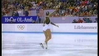 Nancy Kerrigan (USA) 1994 Lillehammer, Figure Skating