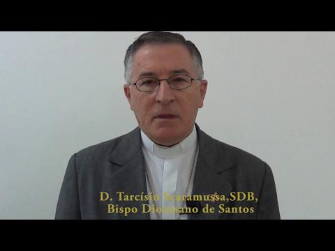 Dom Tarcísio Scaramussa, sobre nota da CNBB para o dia dos Trabalhadores