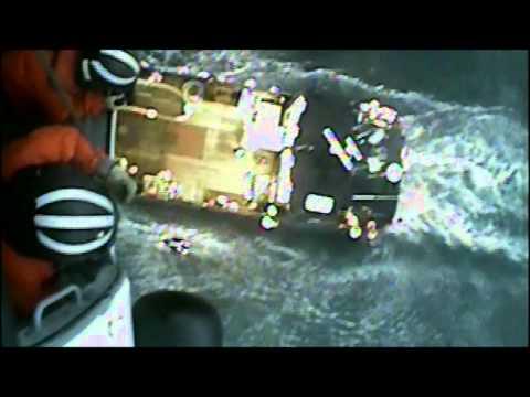 Coast Guard medevacs Cape Caution crewman near Chignik