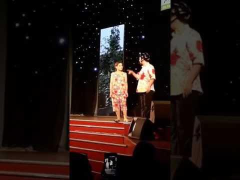 Tệ Hơn Vợ Thằng Đậu- Phi Nhung ft Trường Giang 25-12 in Đà Nẵng