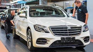 Mercedes S-Class (2018) Production & Autonomous Test Drive [YOUCAR]. YouCar Car Reviews.