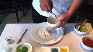 Cane Restaurant: Como Prepara El Mejor Ceviche De Pescado
