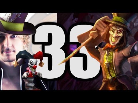 Siv HD - Best Moments #33 - NEW Shaco Jukes