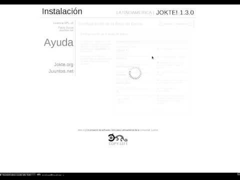 Instalacion Jokte! v1.3.0