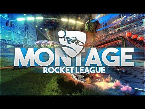 Rocket League Montage: BEST GOALS & SAVES