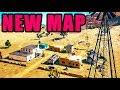 NEW Map Guns Playerunknown s Battlegrounds New UPDATE Test Server Gameplay