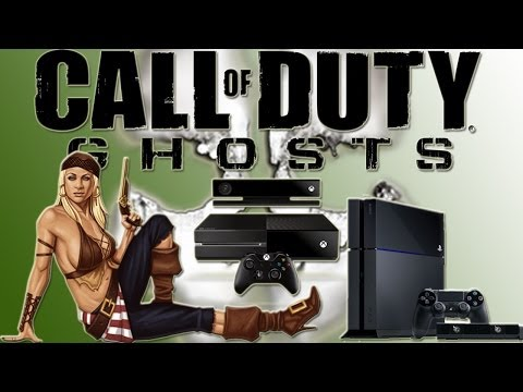 CoD Ghost PIRATE SHOTTY SMACKAGE & THE CONSOLE(S) ILL BE GETTING