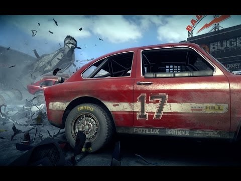 Next Car Game: Acelerando na Versão Alpha (PC)