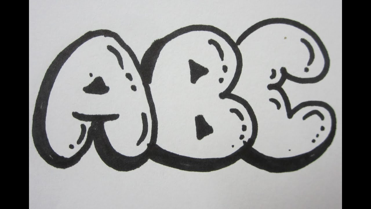 how to write bubble letters Grammatical name art - 1: write name in bubble letters 2: first letter write nouns that relate to you (common or proper nouns) 3: second by beanna on indulgycom.