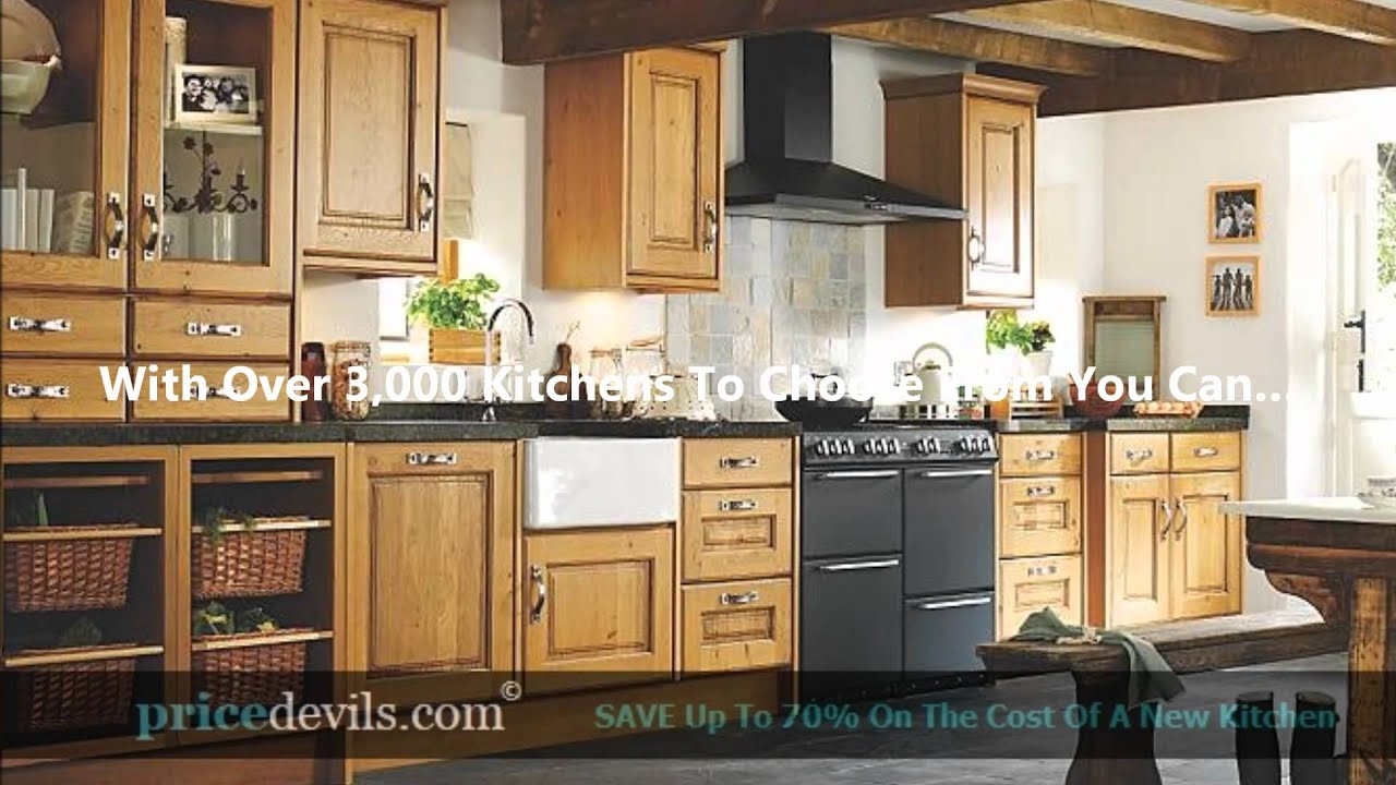 Kitchens b amp q kitchen reviews at pricedevils com youtube