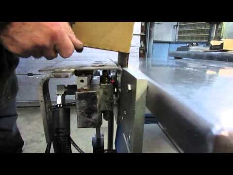Custom Nordson Glue Machine System by Mectec