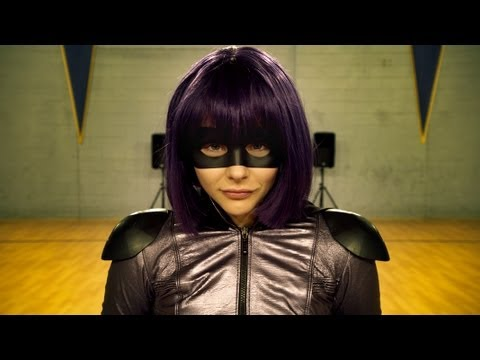 Kick-Ass 2 - Trailer italiano ufficiale, trailer di kick  2 dal 15 agosto al cinema!