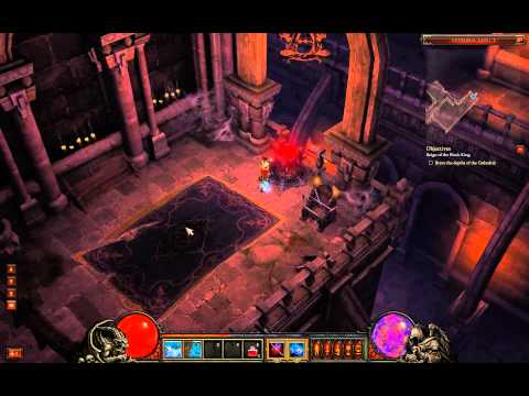 Diablo 3 Beta - Wizard - 1st Playthrough