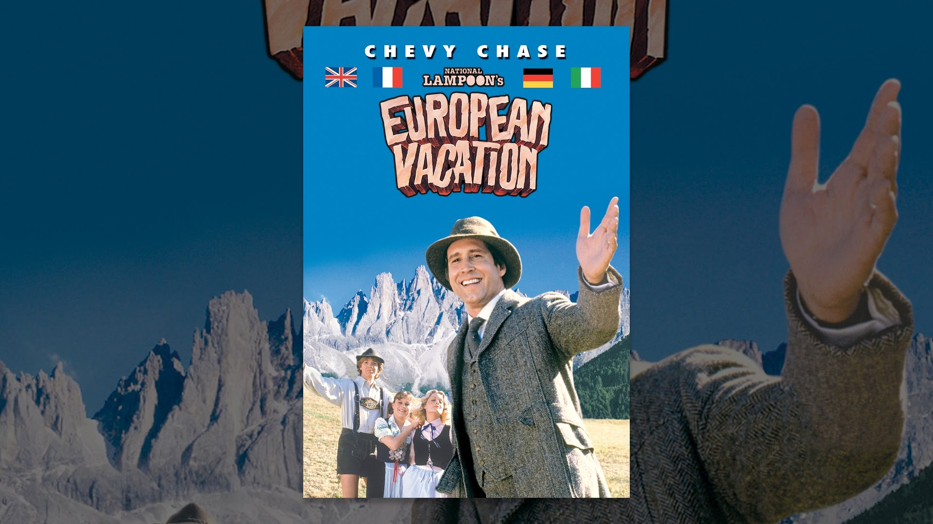 National Lampoon S European Vacation Youtube