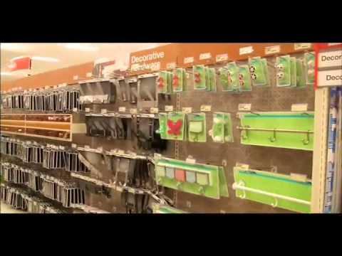 Lojas de Decoração dos EUA - Conheça a Target