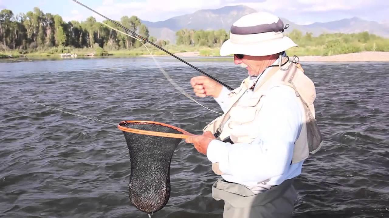 Dreu murin fly fishing the south fork snake river swan for Snake river fly fishing