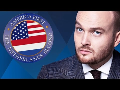 Dutch Parody of Donald Trump's Inaugural Speech Goes Viral | What's Trending Now!