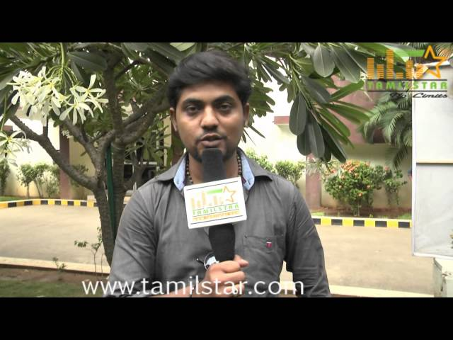 Dhava Kumar Speaks at Serndhu Polama Movie Audio Launch