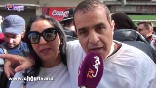 خبر اليوم: المغاربة يتضامنون مع الفنان سعد لمجرد أمام السفارة الفرنسية |