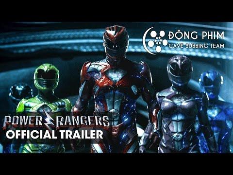 [Vietsub] Power Rangers | SIÊU NHÂN 2017 | Official Trailer (HD)