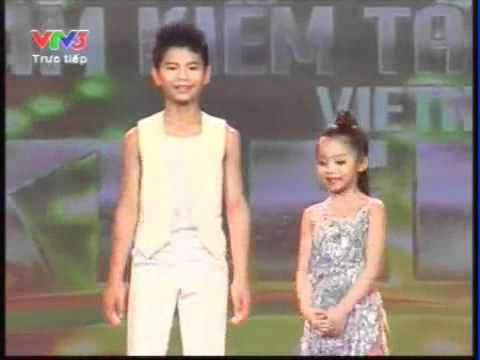 Quán quân Gala chung kết Vietnam got talent 2012 - Đăng Quân, Bảo Ngọc [5_6_2012]