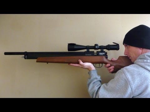 Benjamin Marauder .25 Review (A Real Hunting Air Rifle)