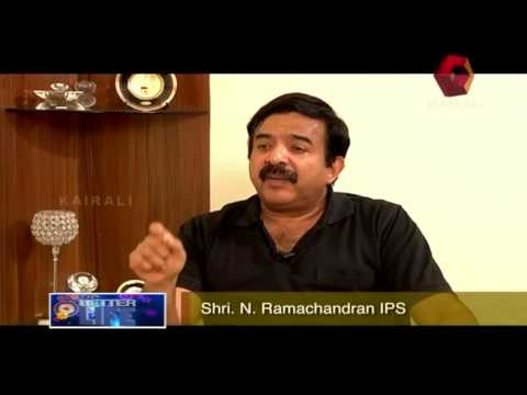Better Life-Importance of exercise by Mr.Ramachandran IPS