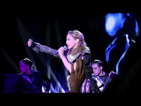 Madonna MDNA HD - Addicted to your love - Paris