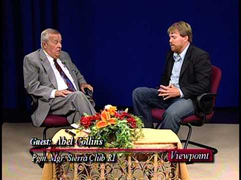 The Path to Clean Energy on Viewpoint! with Joe Vileno featuring Abel Collins