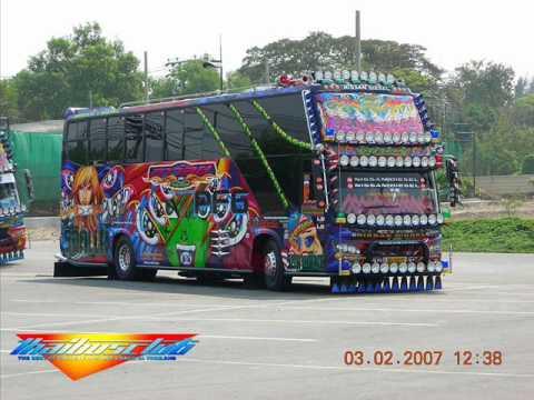 รถบัสพัดลม Thaibusclub (ไทยบัสคลับ)
