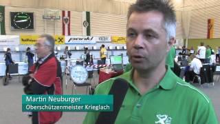 Österreichischen Staatsmeisterschaften der Luftgewehr- und Luftpistolenschützen in Krieglach 2014