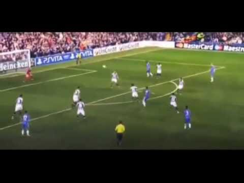 Crazy Goal From Oscar Chelsea's midfielder