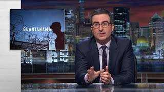 John Oliver: Obama to Close Down Guantánamo