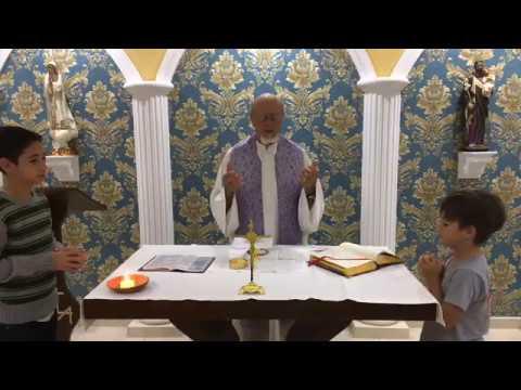 Santa Missa | Padre José Sometti | 07.04.2020 | ANSPAZ