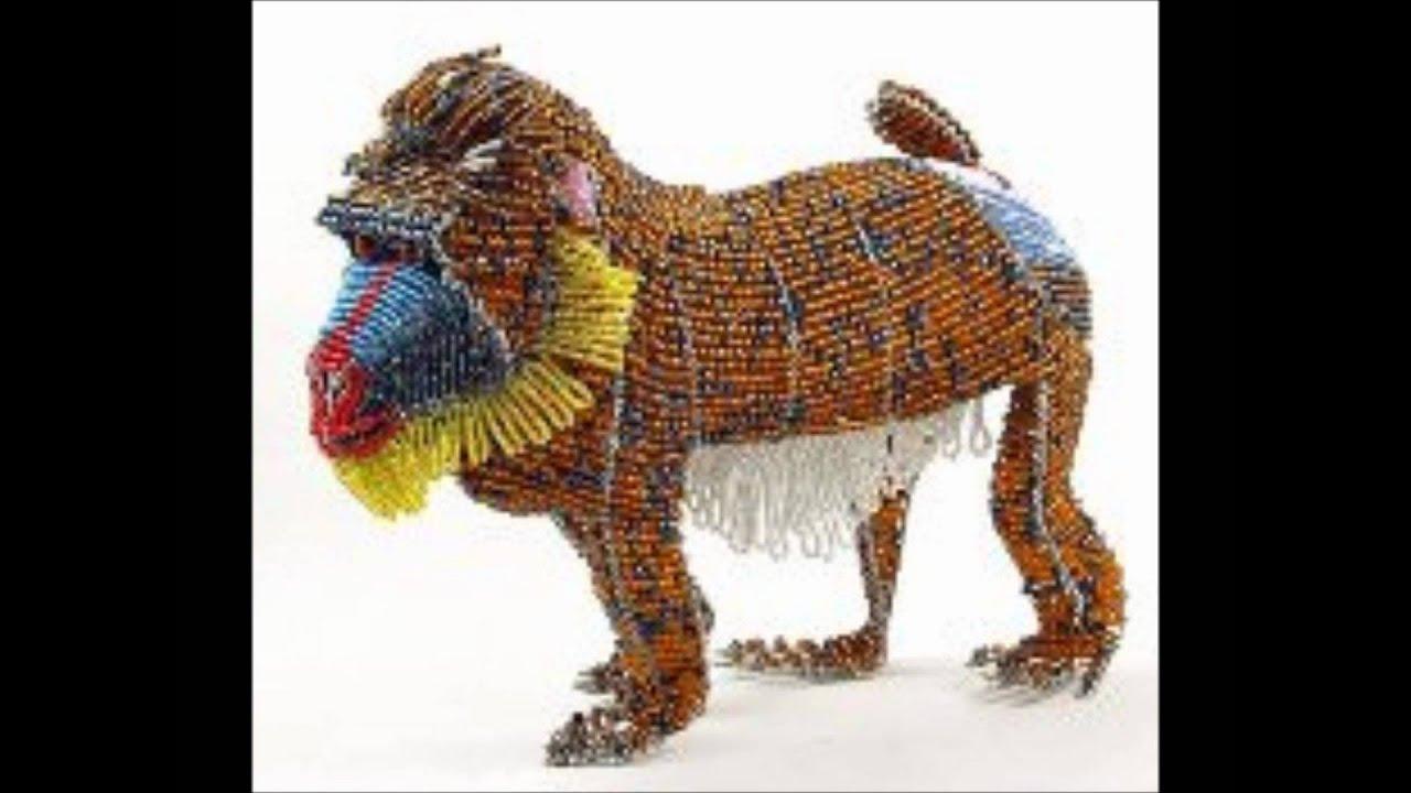 bead crafts animals
