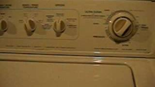 Kenmore Washing Machine Noise