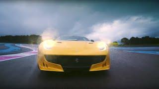 Chris Harris vs Ferrari F12tdf - Top Gear: Series 23 - BBC. Watch online.