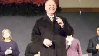 "John Starnes ""When He Was On The Cross"""