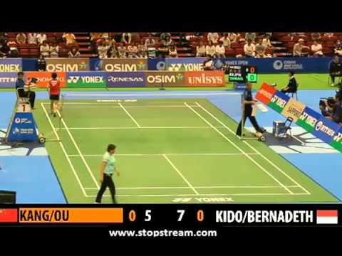 R16 - WS - Yamaguchi Akane(山口茜) vs Sindhu P. V. - 2013 Japan Open